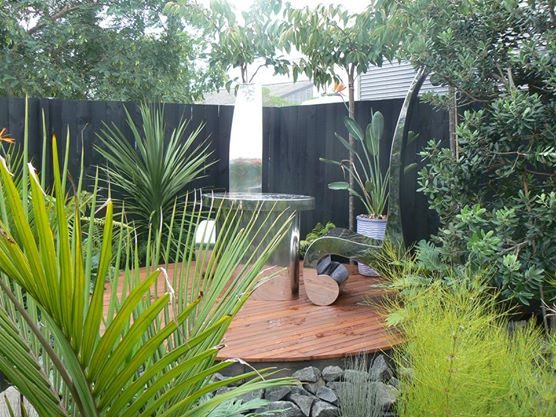 Premium landscape design from auckland north shore new zealand for Pool design auckland
